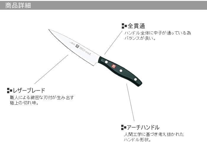 ヘンケルス ツインポルックス  商品詳細