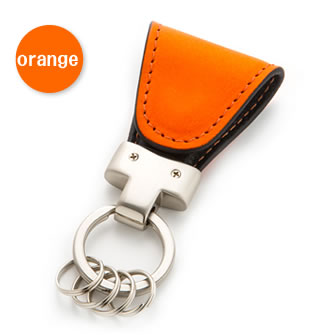 Key Clip orange