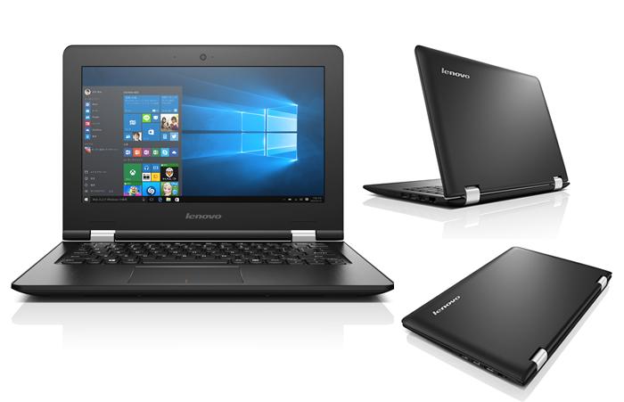 80KU00CYJP Lenovo ideapad 300S(CeleronN3060/メモリ2GB/eMMC32GB/Windows10Home 64bit/11.6型液晶) エボニーブラック