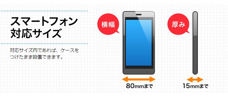 スマートフォン対応サイズ