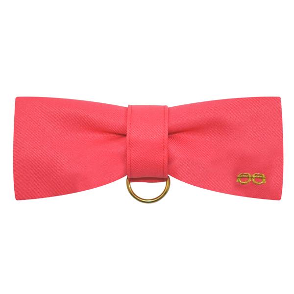 メガネ刺繍 ピンク