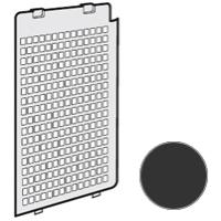 SHARP (シャープ) [280-158-0639]後ろパネル(ブラック系)(280-158-0639)