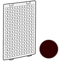 SHARP (���㡼��) [280-158-0582]���ѥͥ�(�֥饦���)(280-158-0582)