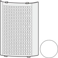 SHARP (シャープ) [280-158-0594]後ろパネル(ホワイト系)(280-158-0594)