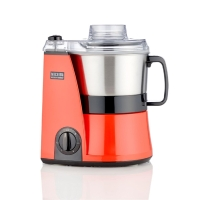 YDK (山本電気) 道場六三郎 家庭用 フードプロセッサー「MICHIBA KITCHEN PRODUCT MULTI SPEED MIXER」Red(MB-MM56R)