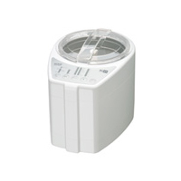 MB-RC23W 道場六三郎 家庭用 精米機「MICHIBA KITCHEN PRODUCT RICE CLEANER RC23」 匠味米 Premium White