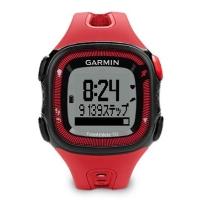 GARMIN (ガーミン) [124105-GARMIN]【日本正規品】 ForeAthlete15J フォアアスリート15J FA15J レッド ブラック Red Black 【マラソン・ジョギング】(124105-GARMIN)