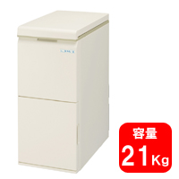 エムケー精工 保冷米びつ 米冷え〜る 21kg米容量タイプ(NCK-21W)