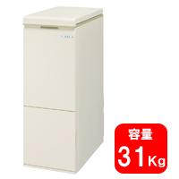 エムケー精工 保冷米びつ 米冷え〜る 31kg米容量タイプ(NCK-31W)