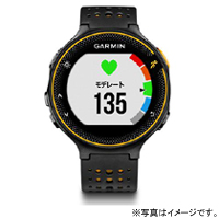 GARMIN (ガーミン) ForeAthlete 235J フォアアスリート235J Black Orange(37176J-GARMIN)