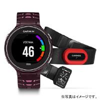 GARMIN (ガーミン) ForeAthlete 630J フォアアスリート630J HRM-Run セット MarsalaPink(371793-GARMIN)