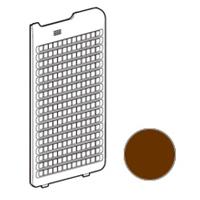 SHARP (シャープ) [280-158-0717]後ろパネル(ブラウン系)(280-158-0717)