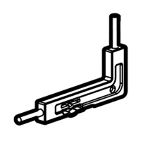 SHARP (シャープ) ユニット清掃ブラシ(280-310-0002)