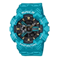 CASIO (������) Baby-G Tribal Pattern Series(BA-110TP-2AJF)