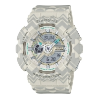 CASIO (������) Baby-G Tribal Pattern Series(BA-110TP-8AJF)