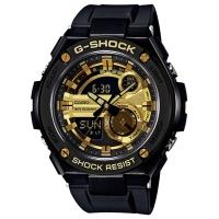 CASIO (カシオ) [GST-210B-1A9JF]【8月発売モデル】 G-SHOCK G-STEEL(GST-210B-1A9JF)