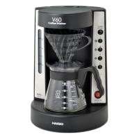 HARIO (ハリオ) [EVCM-5TB]V60 コーヒーメーカー 珈琲王 透明ブラック(EVCM-5TB)