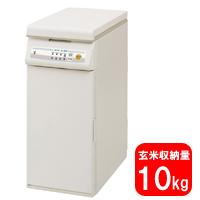 エムケー精工 [NCP-10W]保冷精米機 米冷-る+mill 10kg 4合タイプ(NCP-10W)