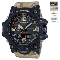 CASIO (カシオ) [GWG-1000DC1A5JF]【9月発売モデル】 G-SHOCK MASTER OF G Master in Desert Comouflage MUDMASTER(GWG-1000DC1A5JF)
