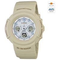 CASIO (������) [AWG-M510SEW7AJF]��10��ȯ���ǥ�� G-SHOCK Military Color Series(AWG-M510SEW7AJF)