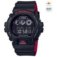 CASIO (カシオ) [GW-6900HR-1JF]【10月発売モデル】 G-SHOCK Black Red Series(GW-6900HR-1JF)