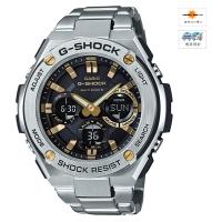 CASIO (カシオ) [GST-W110D-1A9JF]【10月発売モデル】 G-SHOCK G-STEEL MULTIBAND6 ソーラー電波時計(GST-W110D-1A9JF)
