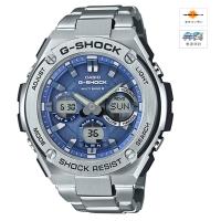 CASIO (カシオ) [GST-W110D-2AJF]【10月発売モデル】 G-SHOCK G-STEEL MULTIBAND6 ソーラー電波時計(GST-W110D-2AJF)