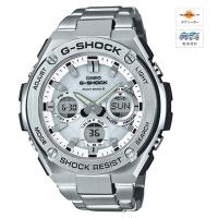 CASIO (カシオ) [GST-W110D-7AJF]【10月発売モデル】 G-SHOCK G-STEEL MULTIBAND6 ソーラー電波時計(GST-W110D-7AJF)