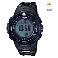 CASIO (カシオ) [PRW-3100YT-1JF]【10月発売モデル】 PROTREK (トリプルセンサーVer.3搭載) Blue Moment(PRW-3100YT-1JF)