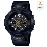 CASIO (カシオ) 【11月発売モデル】 G-SHOCK Black Gold Series MULTIBAND6 ソーラー電波時計(AWG-M510SBG1AJF)