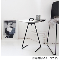 STBLWT MOEBE(ムーベ) SIDE TABLE-WHITE TOP サイドテーブル ホワイト