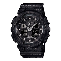 CASIO (カシオ) 【1月発売モデル(12月先行)】G-SHOCK Cracked Pattern(GA-100CG-1AJF)