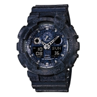 CASIO (カシオ) 【1月発売モデル(12月先行)】G-SHOCK Cracked Pattern(GA-100CG-2AJF)