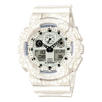 CASIO (カシオ) 【1月発売モデル(12月先行)】G-SHOCK Cracked Pattern(GA-100CG-7AJF)
