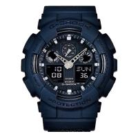 CASIO (カシオ) 【1月発売モデル(12月先行)】G-SHOCK Military Black(GA-100BBN-1AJF)