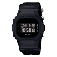 CASIO (カシオ) 【1月発売モデル(12月先行)】G-SHOCK Military Black(DW-5600BBN-1JF)