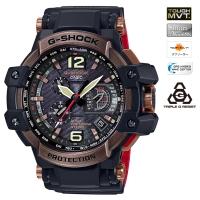 CASIO (カシオ) 【1月発売モデル(12月先行)】G-SHOCK GRAVITYMASTER Limited Edition GPS HYBRID WAVE CEPTOR(GPW-1000RG-1AJF)