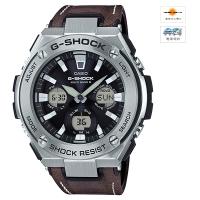 CASIO (カシオ) 【2月発売モデル】G-SHOCK G-STEEL MULTIBAND6 ソーラー電波時計(GST-W130L-1AJF)