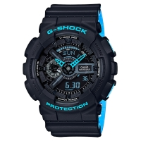 CASIO (カシオ) 【2月発売モデル】G-SHOCK Layered Neon Series(GA-110LN-1AJF)