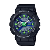 CASIO (カシオ) 【2月発売モデル】Baby-G Punching Pattern Series(BA-110PP-1AJF)