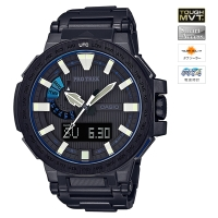 CASIO (カシオ) 【2月発売モデル】 PROTREK MANASLU Blue Moment TOUGH MVT MULTIBAND6 ソーラー電波時計(PRX-8000YT-1BJF)