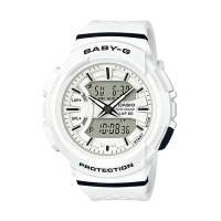 CASIO (カシオ) 【3月発売モデル】 BABY-G -for running-(BGA-240-7AJF)