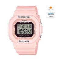 CASIO (カシオ) 【4月発売モデル(3月先行)】 Baby-G Clean Style MULTIBAND6 ソーラー電波時計(BGD-5000-4BJF)