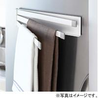 YAMAZAKI (山崎実業) マグネット布巾ハンガー(02406)