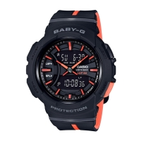 CASIO (カシオ) 【5月発売モデル】 BABY-G -for running-(BGA-240L-1AJF)