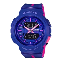 CASIO (カシオ) 【5月発売モデル】 BABY-G -for running-(BGA-240L-2A1JF)