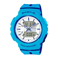CASIO (カシオ) 【5月発売モデル】 BABY-G -for running-(BGA-240L-2A2JF)