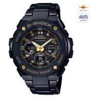 CASIO (カシオ) 【6月発売モデル】 G-SHOCK G-STEEL MULTIBAND6 ソーラー電波時計(GST-W300BD-1AJF)