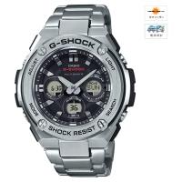 CASIO (カシオ) 【6月発売モデル】 G-SHOCK G-STEEL MULTIBAND6 ソーラー電波時計(GST-W310D-1AJF)