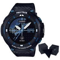 CASIO (カシオ) 【6月発売モデル】 PROTREK Smart スペシャルモデル (Smart Outdoor Watch / スマートアウトドアウオッチ) ブラック(WSD-F20S-BK)